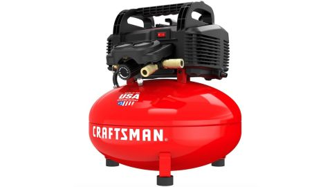 Craftsman 6-Gallon Single-Stage Portable Electric Pancake Air Compressor