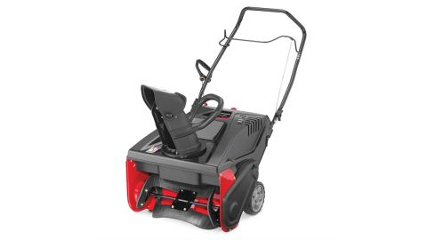 Craftsman Gas Snow Blower With Electric Push-Button Start