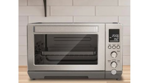 GE 6-Slice Stainless Steel Convection Toaster Oven