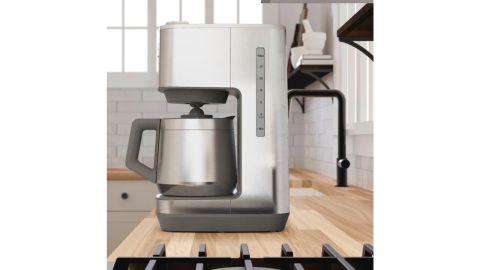 GE 10-Cup Stainless Steel Residential Drip Coffee Maker