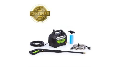 Greenworks 1700-PSI Cold Water Electric Pressure Washer