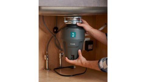 Moen The Prep Noise Insulation Garbage Disposal
