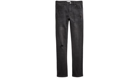 Ring of Fire Big Boys Tumble Skinny Fit Stretch Destroyed Jeans