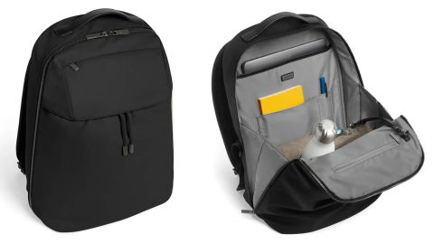 Away The Flap Backpack