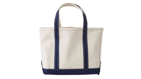 L.L. Bean Boat and Tote, Open-Top