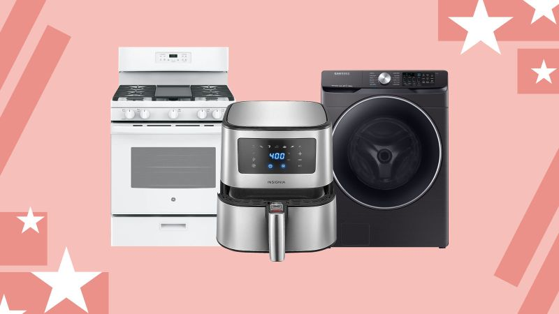Stock up on new appliances from the top Labor Day sales   CNN Underscored