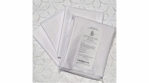 The Linen Lady Acid-Free Archival Tissue Paper, 75-Pack