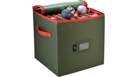 Handy Laundry Christmas Ornament Storage