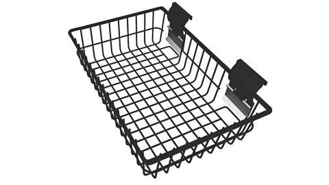 Husky Slat Wall and Track Basket