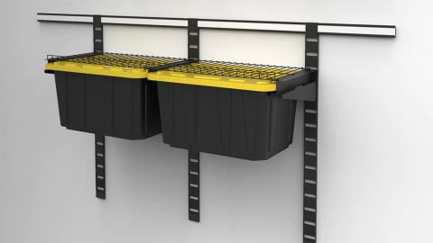 Husky Wall Track Vertical Rail