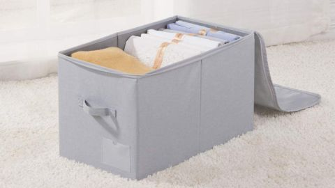 iwill Extra Large Quilts Storage Containers With Lid