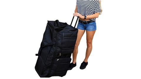 Archibolt Canada 36-Inch Wheeled Rolling Duffle Bag