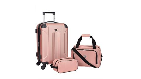 Travelers Club Sky+ Luggage Set