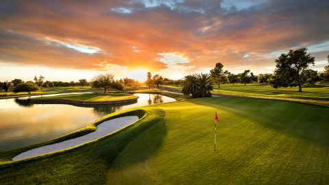The Wigwam features three golf courses, including two designed by golf legend Robert Trent Jones, Sr.