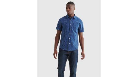 Short-Sleeve San Gabriel Linen Shirt