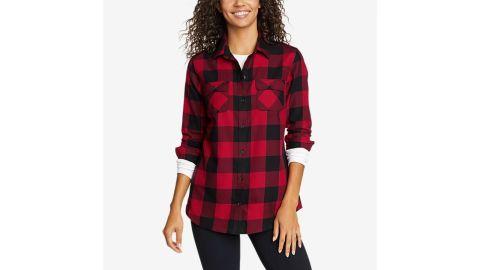Women's Firelight Flannel Shirt