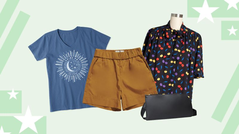 Revamp your closet for fall with Labor Day savings on tons of apparel   CNN Underscored