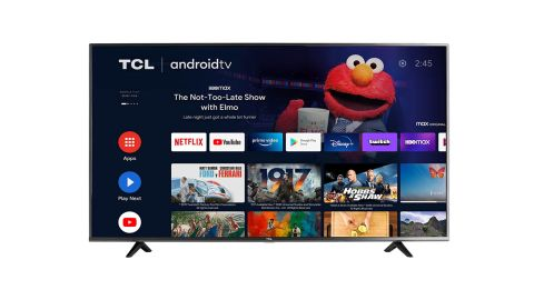 50-Inch TCL 4-Series Smart Android TV