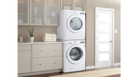 4.5 Cu. Ft. LG Stackable Front-Load Washer