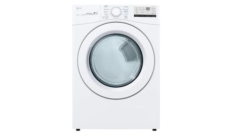 7.5 Cu. Ft. LG Stackable Electric Dryer