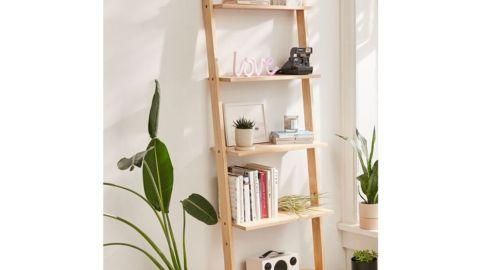 Leaning Bookshelf
