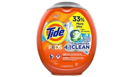 Tide Pods Coldwater Clean