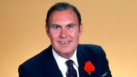 TODAY -- Pictured: NBC News' Willard Scott in 1982  (Photo by NBC NewsWire/NBCU Photo Bank/NBCUniversal via Getty Images via Getty Images)