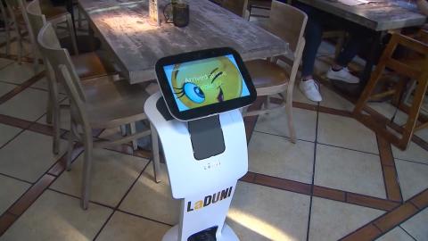 restaurant robots worker shortage texas affil vpx_00012002.png