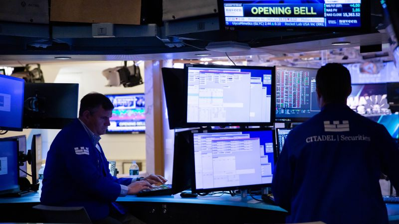 Stocks keep sinking in September. What can break them out of their funk?   CNN