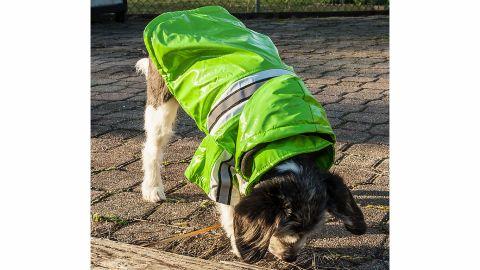 Pet Life Reflecta-Glow Pet Raincoat