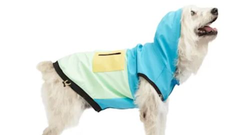 Youly the Nature Lover Dog Raincoat