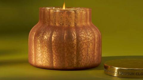 Capri Blue Pumpkin Clove Jar Candle