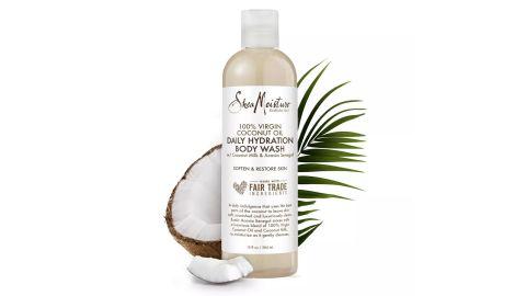 SheaMoisture 100% Virgin Coconut Oil Daily Hydration Body Wash