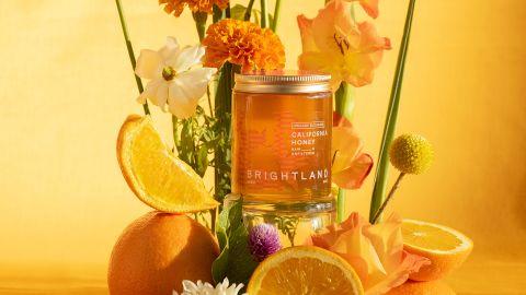 Orange Blossom California Honey