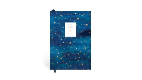 Constellation Foiled Daily Planner