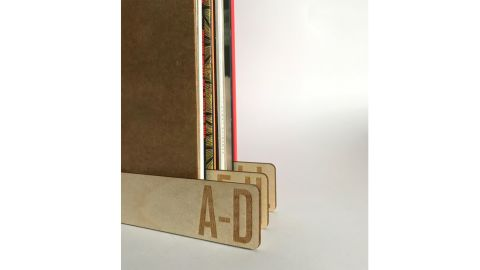 A to Z Record Dividers