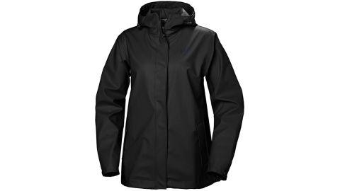 Helly Hansen Women's Moss Hooded Fully Waterproof Windproof Raincoat