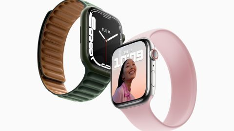 The new Apple Watch Series 7