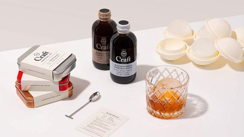 W&P Craft Cocktail Syrup Set