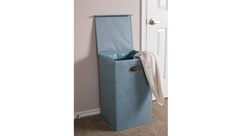 BirdRock Home Laundry Hamper with Lid and Removable Liner