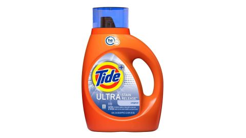 Tide Liquid Laundry Detergent, Ultra Stain Release
