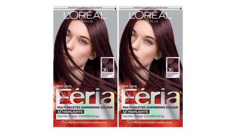 L'Oréal Paris Feria Multi-Faceted Shimmering Permanent Hair Color