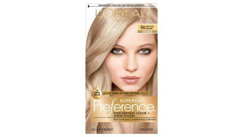 L'Oréal Paris Superior Preference Fade-Defying + Shine Permanent Hair Color