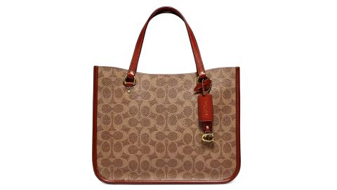 COACH Tyler Carryall In Signature Canvas