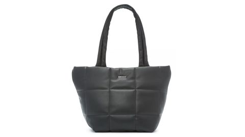 DKNY Poppy Faux Leather Tote