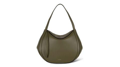 Wanderler Lin Leather Hobo Bag