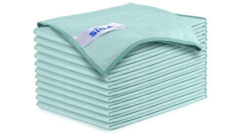 Mr. Siga Ultra Fine Microfiber Cloths