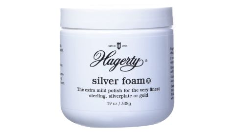 Hagerty Silver Foam Silver Cleaner