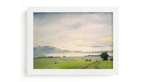 Minted Hilltop by Stephanie Goos Johnson