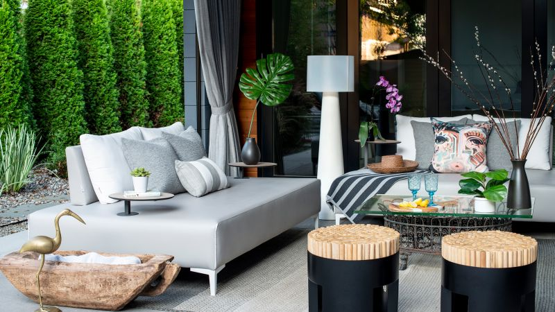 'Friluftsliv' is trending: Here's what to know about the latest interior design craze | CNN Underscored